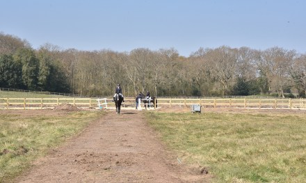 Dressage gets a shot in the arm at Parwood