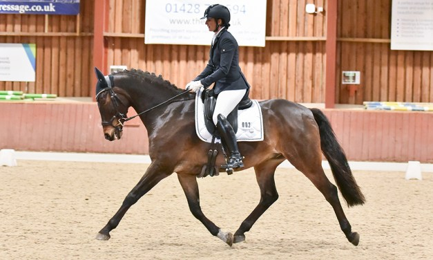 Dressage results, Merrist Wood, Surrey, 8 May 2021