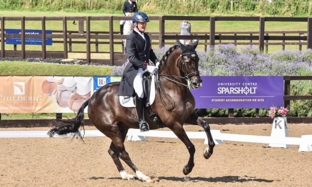 Dressage results: Sparsholt, Hampshire, summer regional championships 16-18 July 2021