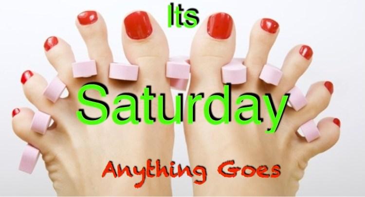 It is Saturday