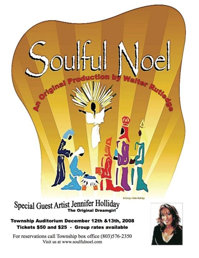 Soul Noel Graphic (1)poster