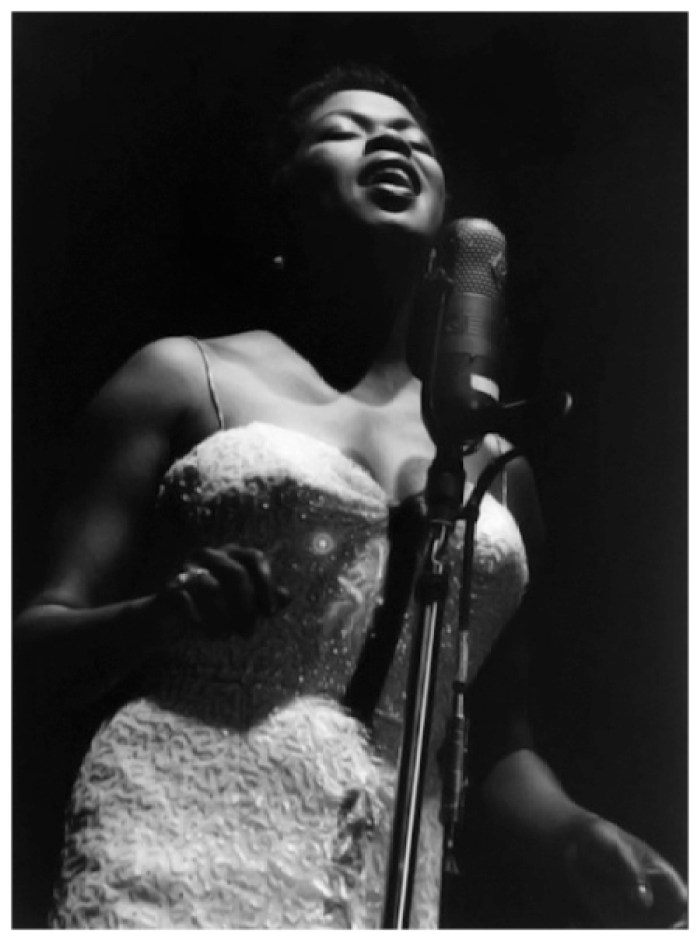Photo of Sarah VAUGHAN