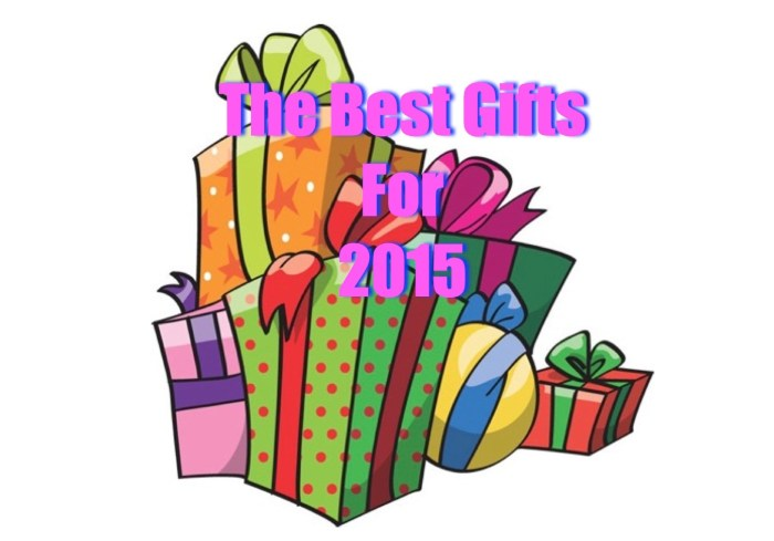 Gifts 2015