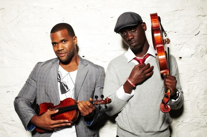Black Violin image