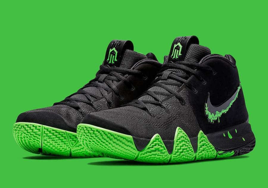 Nike Kyrie 4 makes a strong case as the most enjoyable signature basketball  line on the market today.Providing a look that s reminiscent of the  graphics ... 08403b302