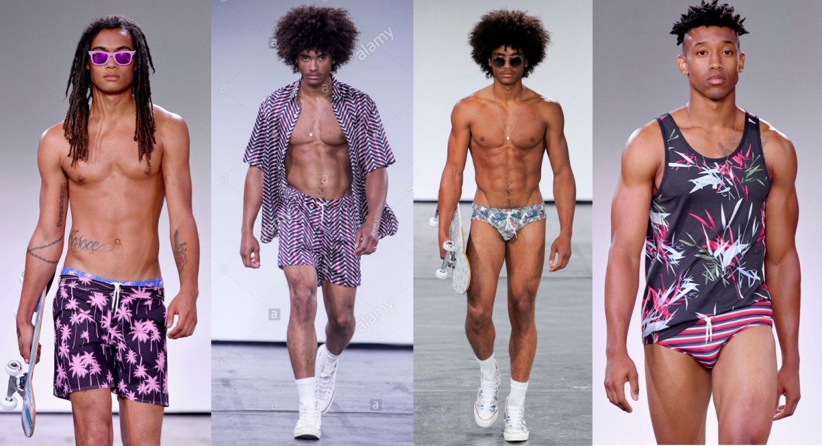 e0b91f16b3d 11/6/18 O&A NYC FASHION: Parke & Ronen Spring/Summer 2019- New York Fashion  Week Men's – Out & About NYC Magazine