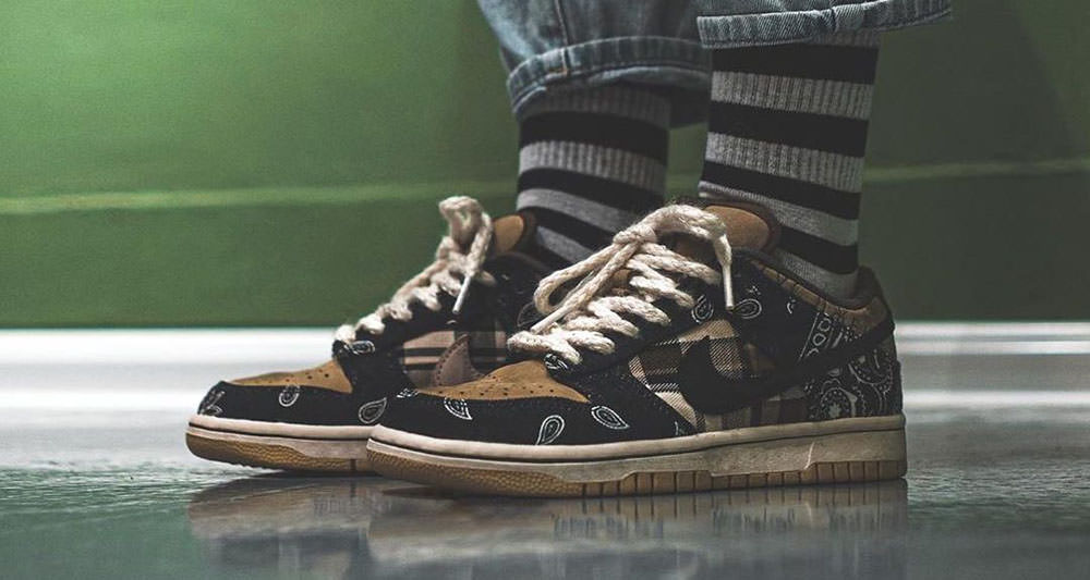 22520 O&A NYC WITH WALESTYLEZ FASHION: Travis Scott x Nike