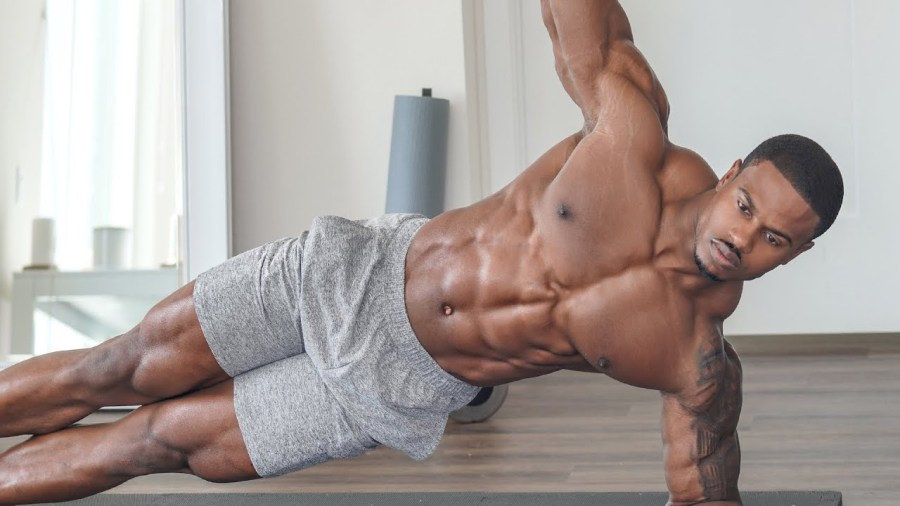 5 8 20 O A Nyc Lockdown Workout With Simeon Panda 8 Minute 6 Pack Abs Home Workout Out About Nyc Magazine