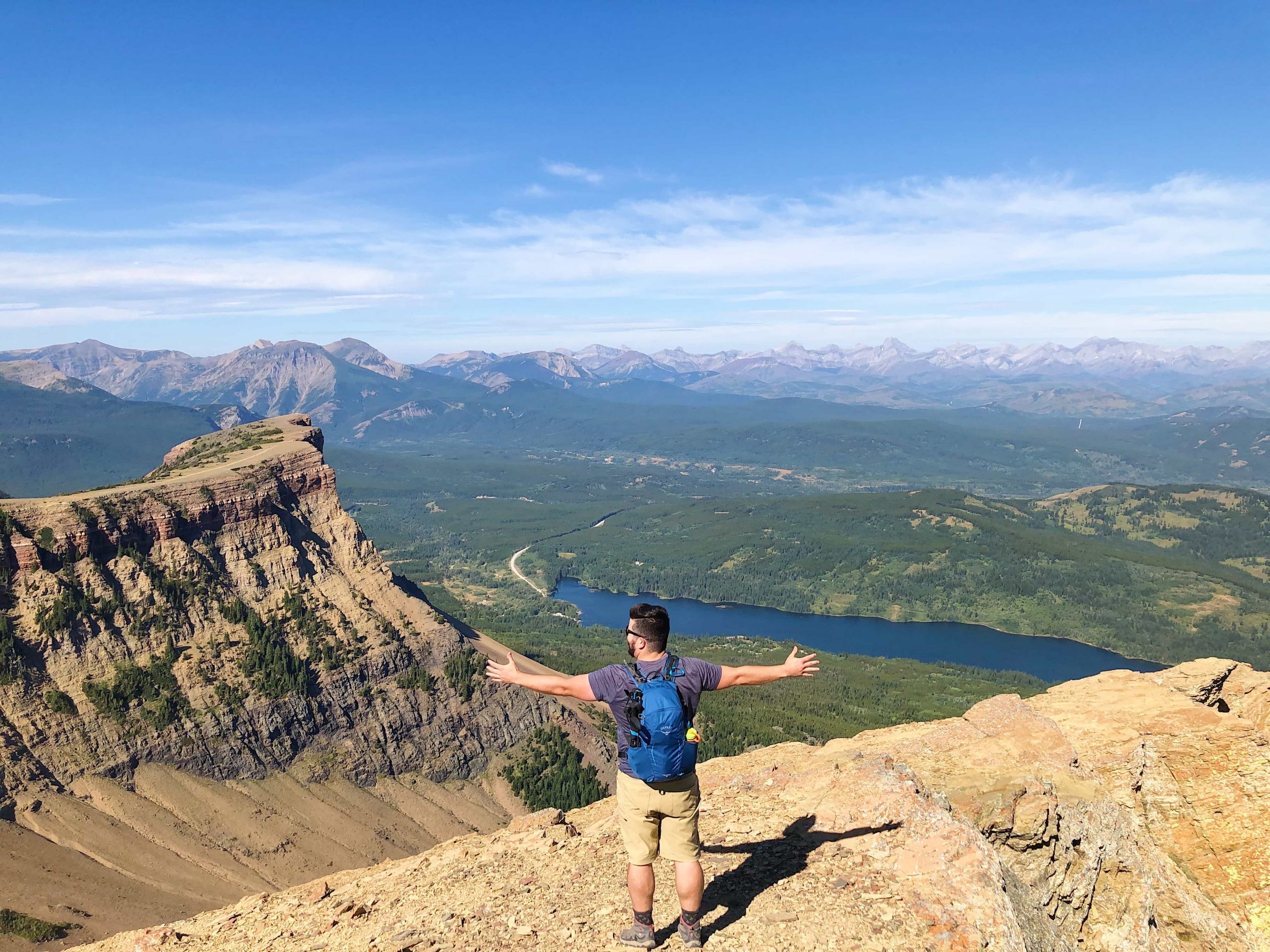 Table Mountain Hike in Southern Alberta—What You Should Know via @outandacross