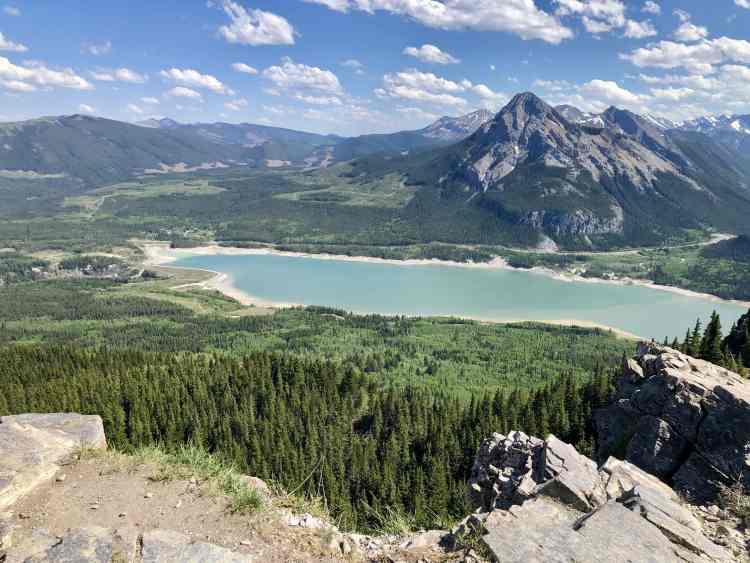 Yates Mountain lookout