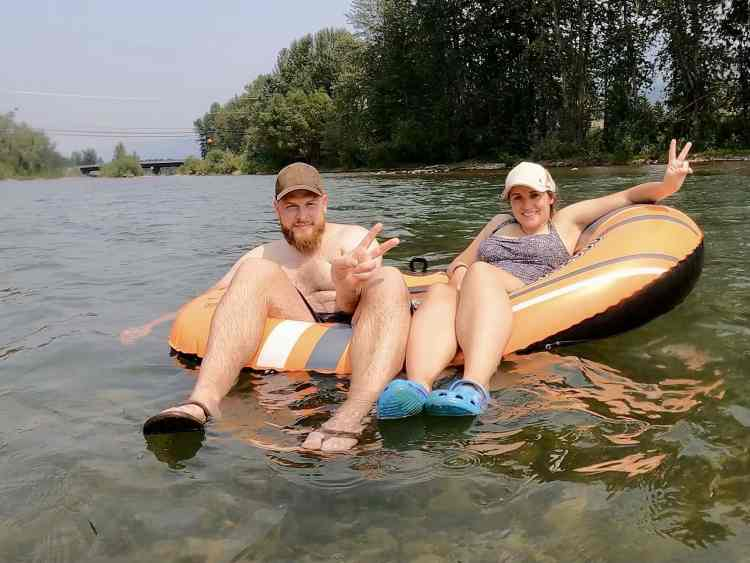 Floating the Elk River is one of the most popular things to do in Fernie