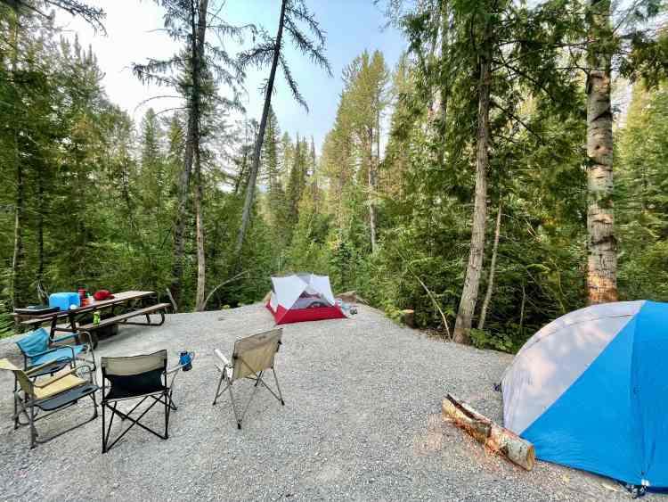 Mount Fernie Provincial Park site