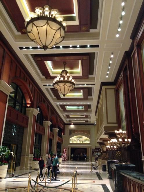 Grand Hyatt Manchester lobby