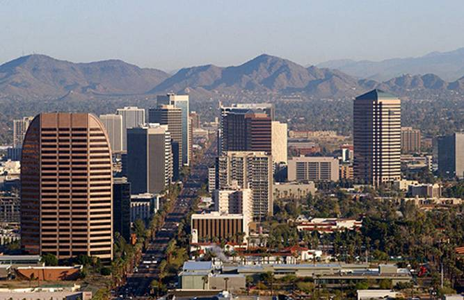 Phoenix sure sounds nice in the winter!