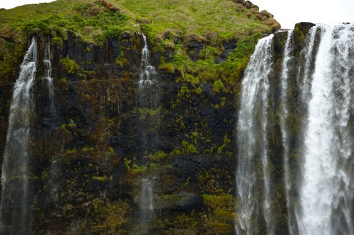You probably passed this driving into Vik (waterfalls of Iceland's South Coast)