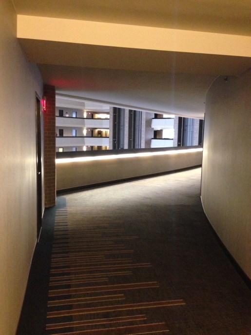 Hallway to 2228