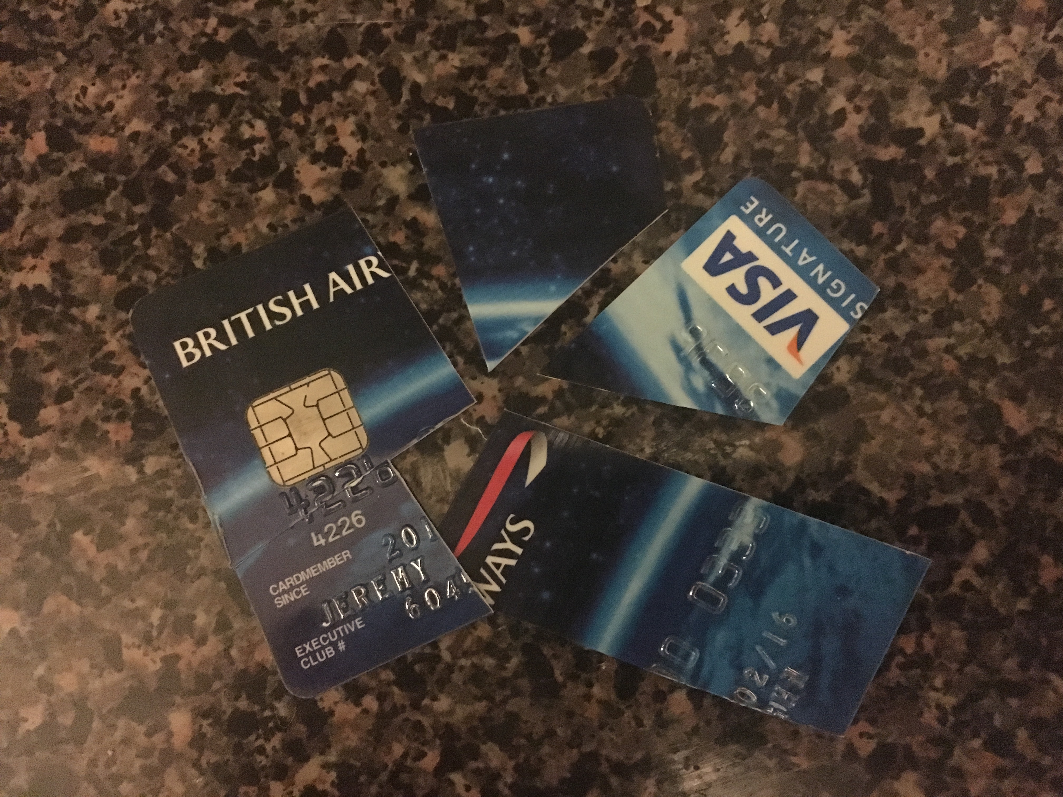 I\'m dumping the Chase British Airways Visa - and you should, too ...