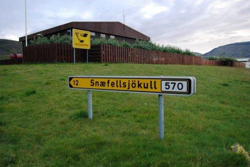 Snaefellsjokull - a very magical glacier