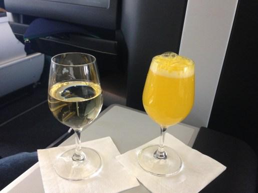 Pre-departure drinks!