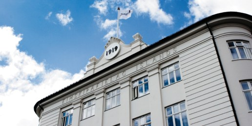 The Radisson Blu 1919 Hotel in Reykjavik is open for booking until May 2017