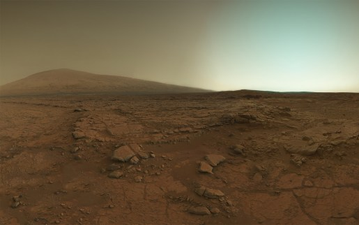 Mars? Nah, that's just the points and miles wasteland right now