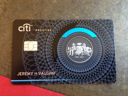 citi prestige review