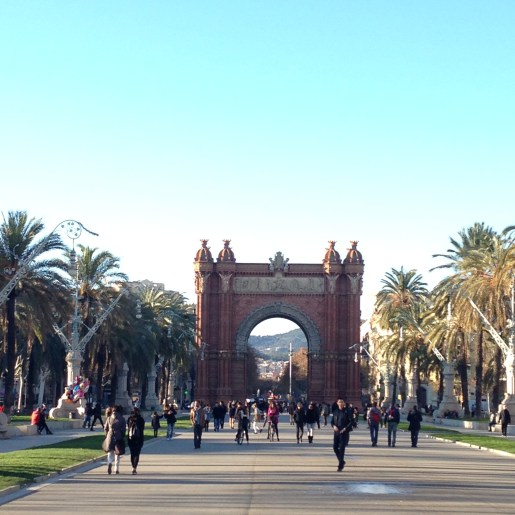 The Arc de Tapas Digestion, er, Triomf