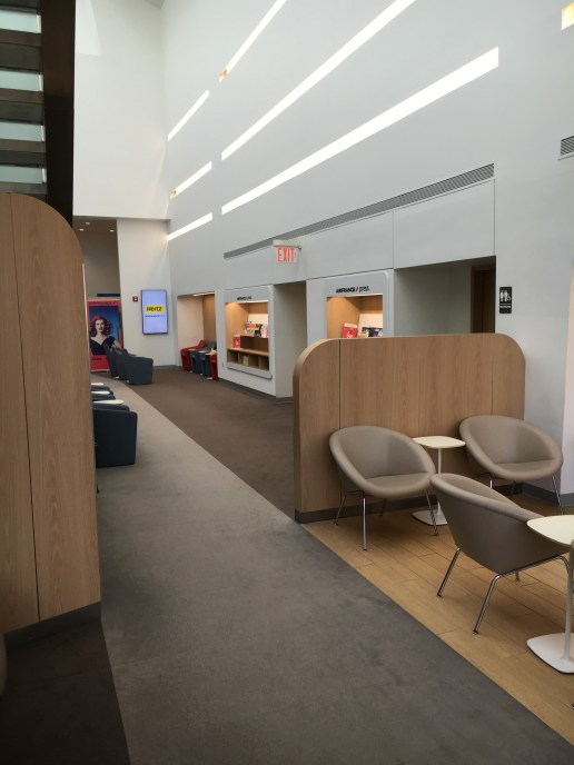 air france lounge jfk review