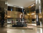 Lobby of the ANA Crowne Plaza Osaka