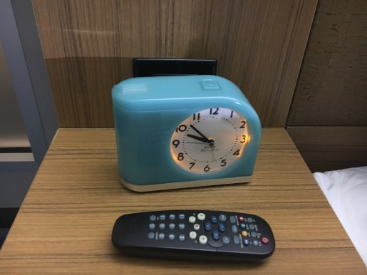 Cute retro clock