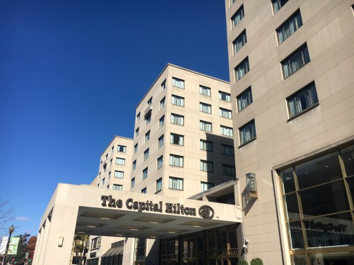capital hilton washington dc review