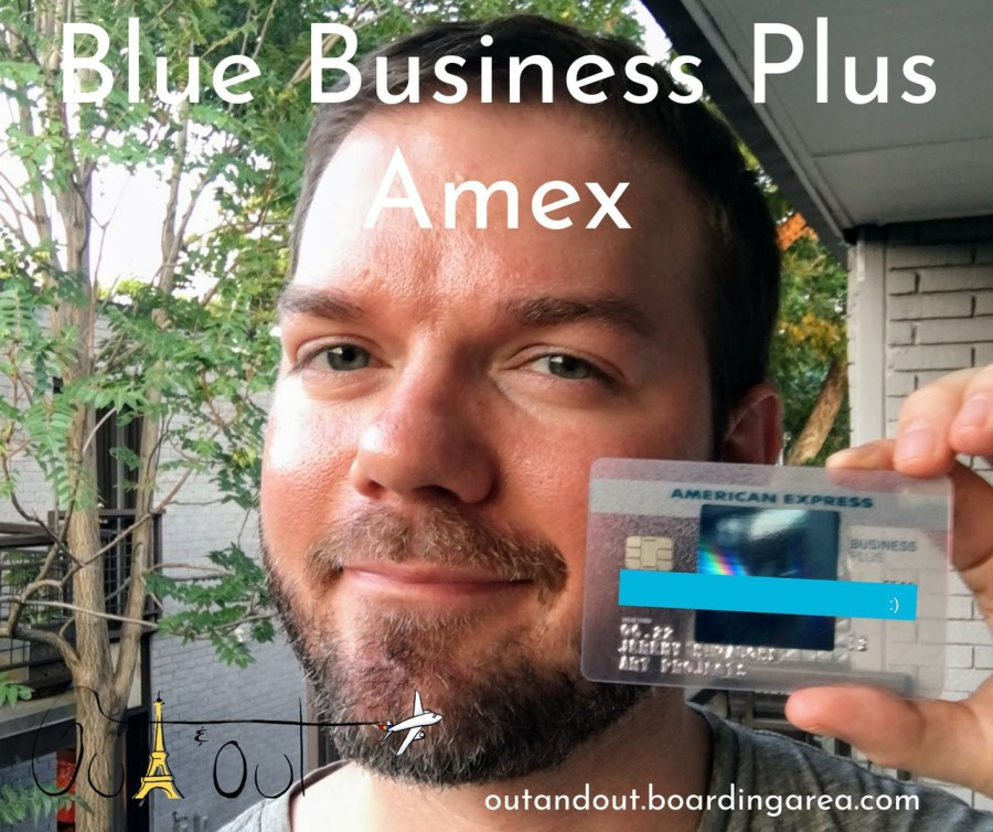 amex blue business plus 10,000