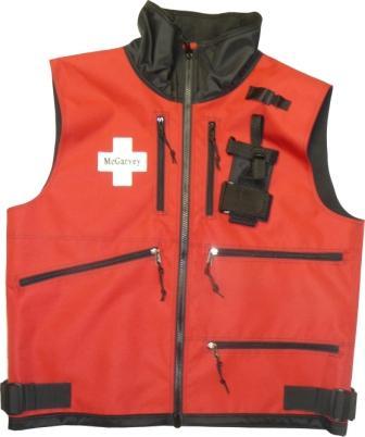 ski patrol vests andski