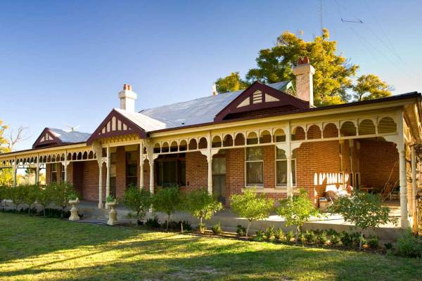 Outback Accommodation at Bindara on the Darling