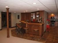 Custom Built Bars and Finished Basements, Basement ...