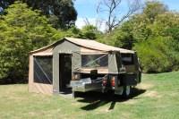 Simpson Off-Road Camper | Outback Campers | Camper ...