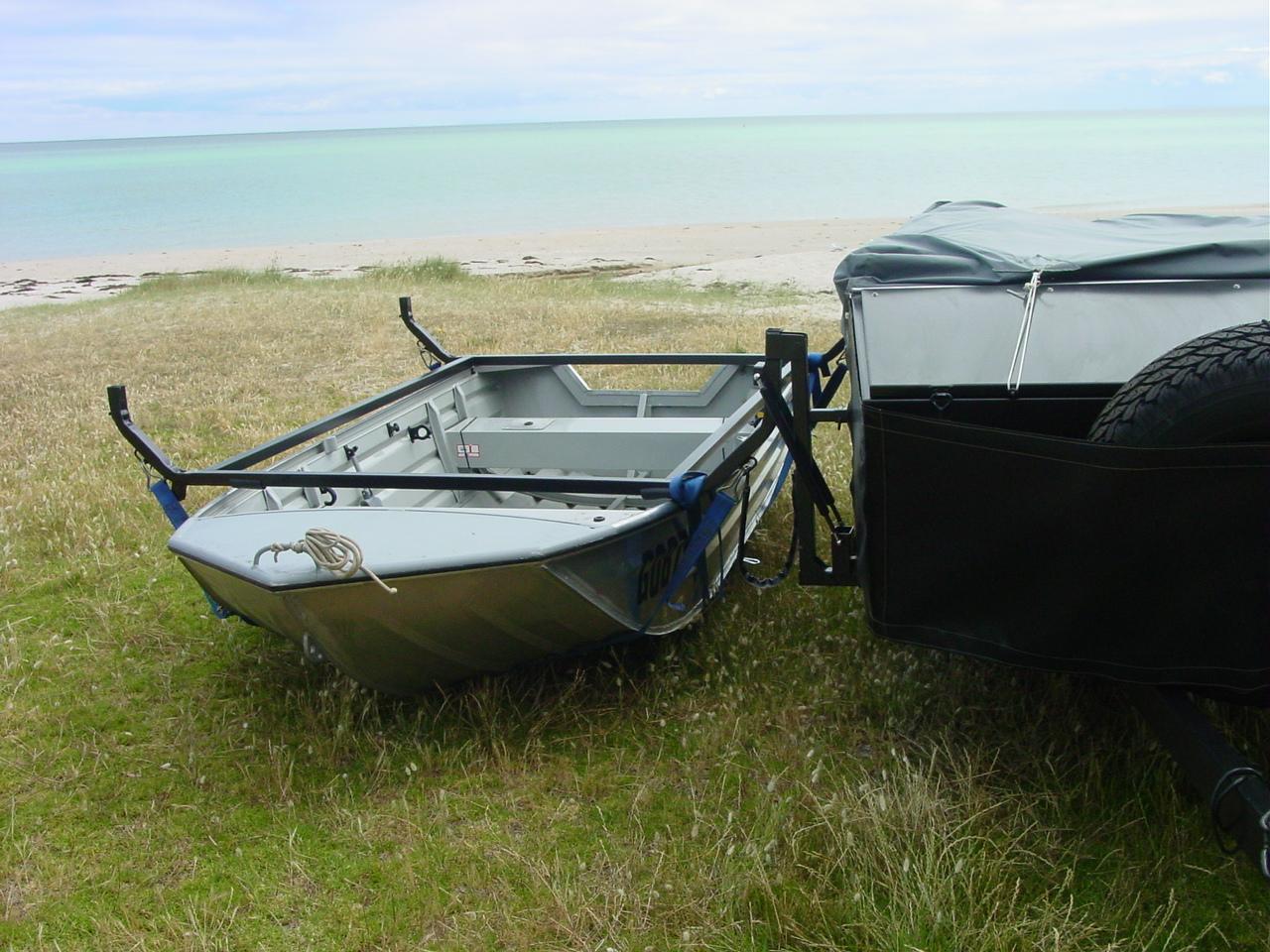 Boat Loader Roof Rack