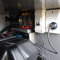 Dual Battery Wiring Diagram For Rv Blank Eye To Fill In Setup Camper Trailer With Luxury Picture