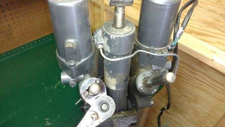 Yamaha Suzuki Seastar Spanner Wrench 38mm X 4mm Stud OST-0013