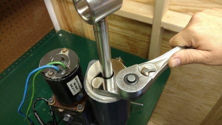 Yamaha Tilt Trim Spanner Wrench F50 F90 F100 F115 OST-0022
