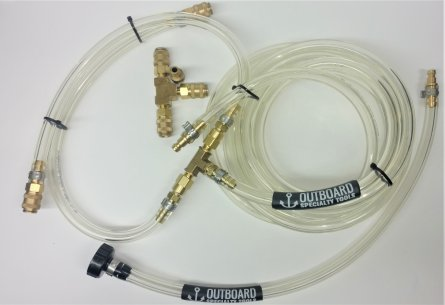 Bubble Purge Pro Hydraulic Steering Bleed System OST-PBB-010