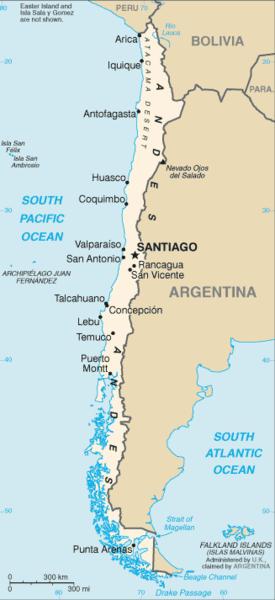 Chile: 9th hantavirus case reported in Bio Bio - Outbreak News Today