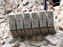 Some details of Bishops Castle