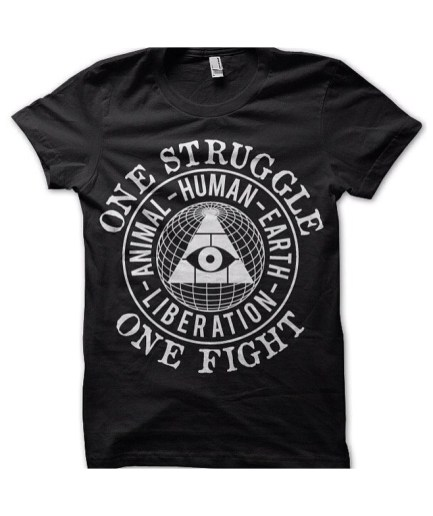 Outcast Agenda One Fight Tee