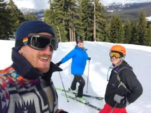 LGBTQ Ski Weekend Mt Bachelor 4