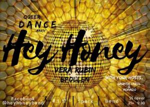 Hey Honey April 2017 - Small