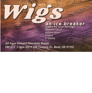 Wig an icebreaker - Square