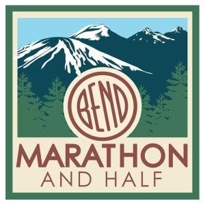 Bend Marathon and Half Logo
