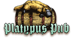 Platypus Pus Logo