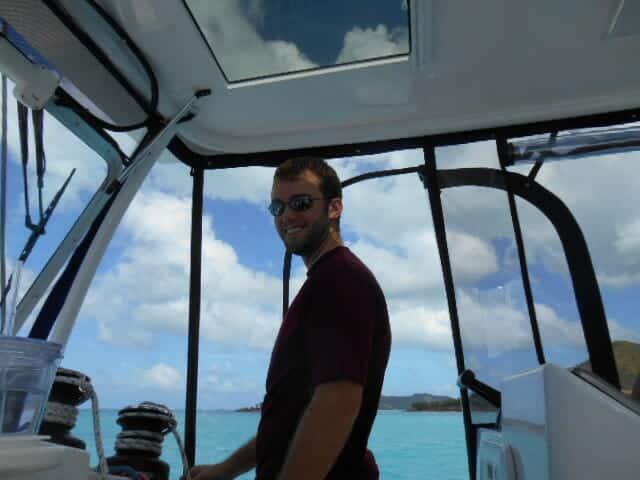 Captain David.
